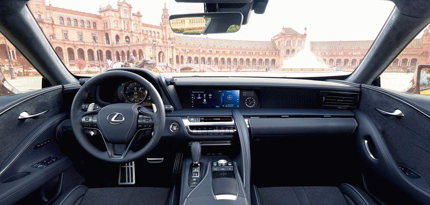 kupe lexus  | lexus lc 500 5 | Lexus LC 500 (Лексус ЛС 500) | Lexus LC