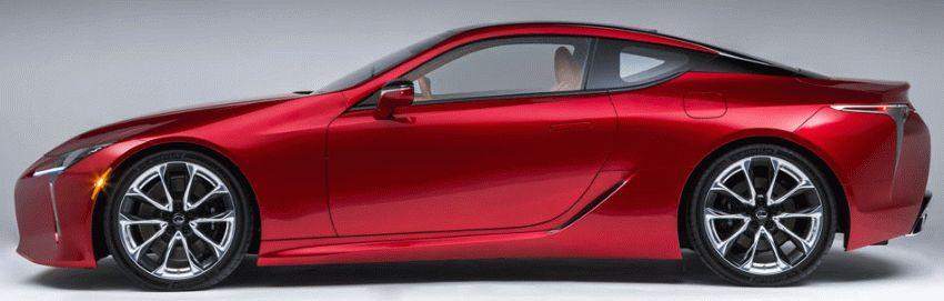 kupe katalog  | lexus lc kupe 2 | Lexus LC Купе | Lexus LC