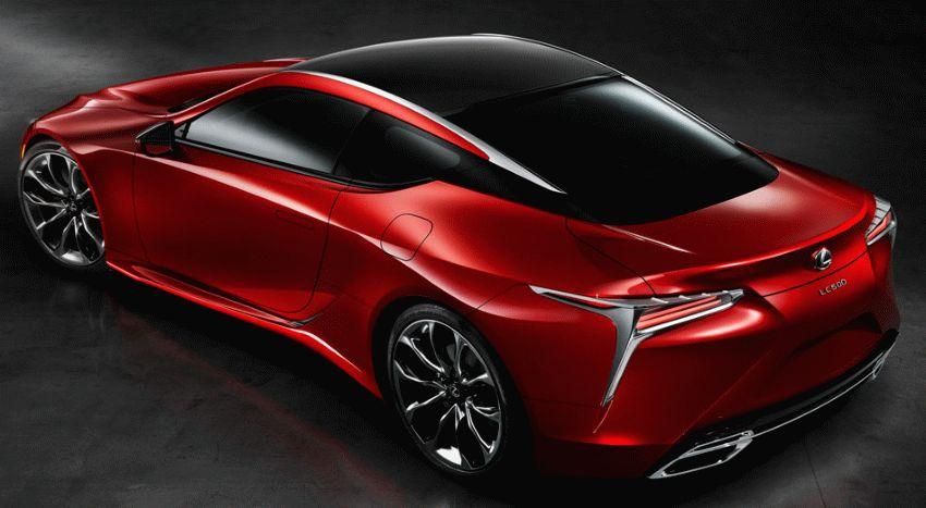 kupe katalog  | lexus lc kupe 3 | Lexus LC Купе | Lexus LC