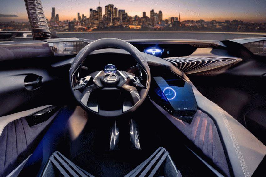 koncept avto  | lexus ux 4 | Lexus UX (Лексус Ю Икс) концепт | Lexus UX