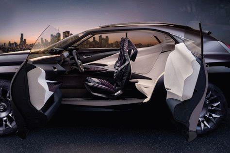 koncept avto  | lexus ux 6 | Lexus UX (Лексус Ю Икс) концепт | Lexus UX