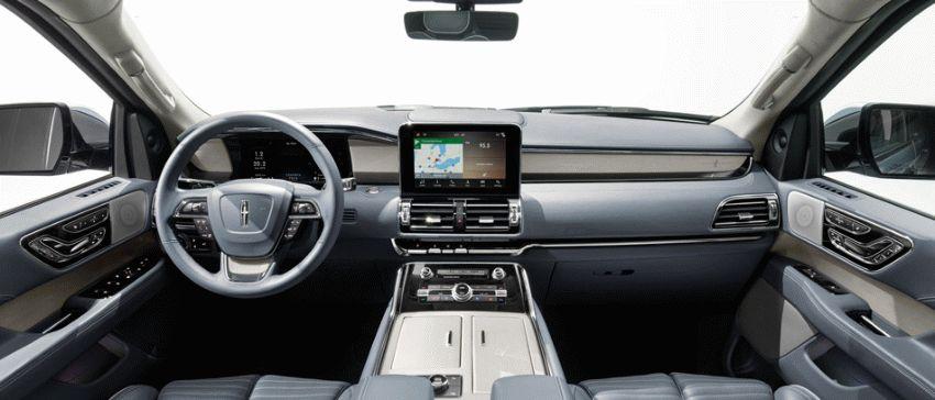 vnedorozhniki lincoln  | lincoln navigator 2017 2018 3 | Lincoln Navigator (Линкольн Навигатор) 2017 2018 | Lincoln Navigator