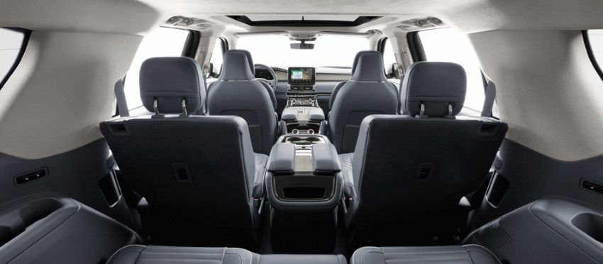 vnedorozhniki lincoln  | lincoln navigator 2017 2018 4 | Lincoln Navigator (Линкольн Навигатор) 2017 2018 | Lincoln Navigator