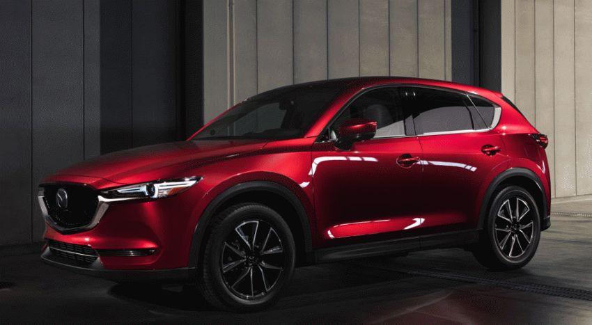 krossovery mazda    mazda cx 5 1   Mazda CX 5 (Мазда СХ 5) 2017 2018   Mazda CX 5