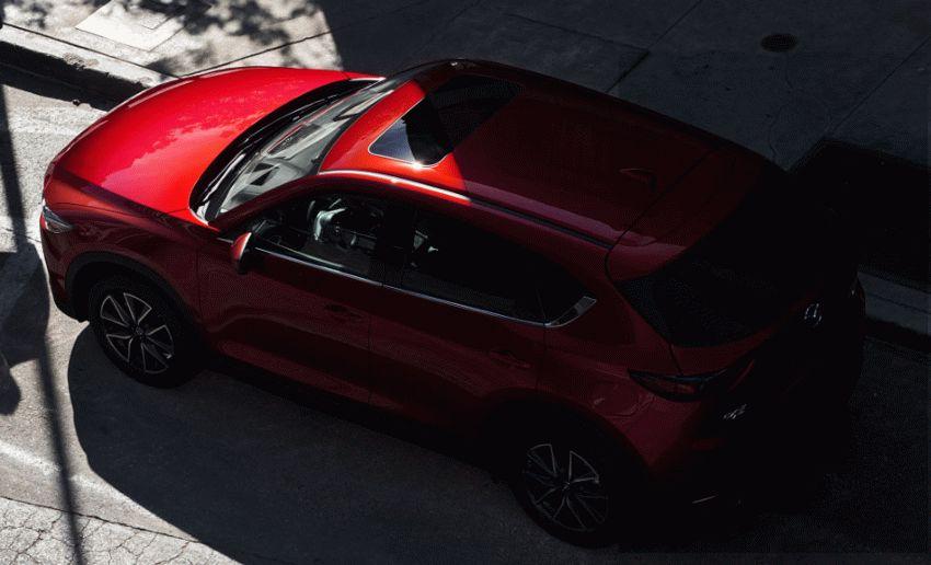 krossovery mazda    mazda cx 5 5   Mazda CX 5 (Мазда СХ 5) 2017 2018   Mazda CX 5
