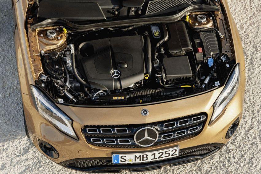 krossovery mercedes benz  | mercedes benz gla 3 | Mercedes Benz GLA (Мерседес ГЛА) 2017 2018 | Mercedes Benz GLA