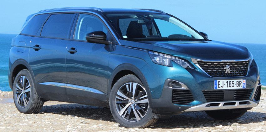 krossovery peugeot  | peugeot 5008 2017 2018 1 | Peugeot 5008 (Пежо 5008) тест драйв | Peugeot 5008