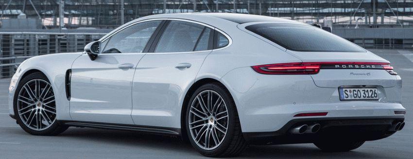khyechbek sport kary porsche  | porsche panamera test drayv 8 | Porsche Panamera (Порше Панамера) 2017 2018 | Тест драйв Porsche Porsche Panamera