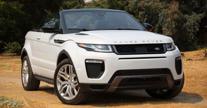 krossovery kabriolety land rover  | range rover evoque convertible 1 | Range Rover Evoque Convertible (Рендж Ровер Эвок Конвертибиле) | Тест драйв Range Rover Range Rover Evoque