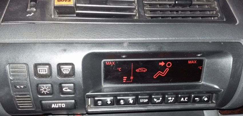 avtoremont  | razberaem klimat kontrol reno safr 24 | Снимаем датчик климат – воздуха Рено Сафран | Сергей Реунов Renault Safrane