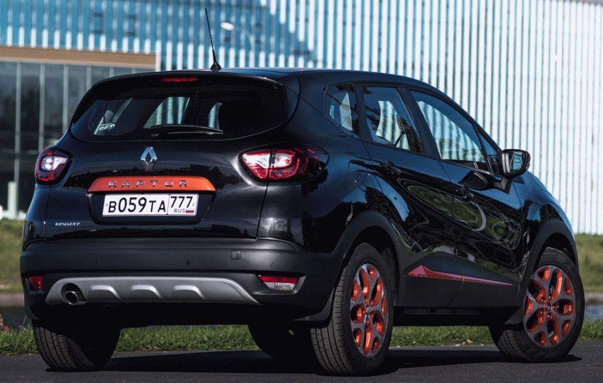 krossovery renault  | renault kaptur 1 6 cvt test drayv 5 | Renault Kaptur 1.6 CVT (Рено Каптур ) тест драйв | Renault Kaptur