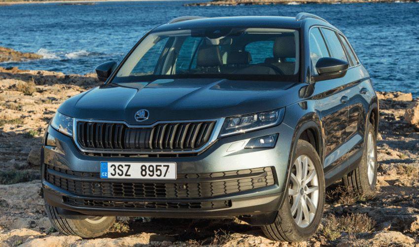 krossovery skoda  | skoda kodiak test drayv 1 | Škoda Kodiak (Шкода Кодиак) 2017 2018 | Тест драйв Škoda Skoda Kodiak