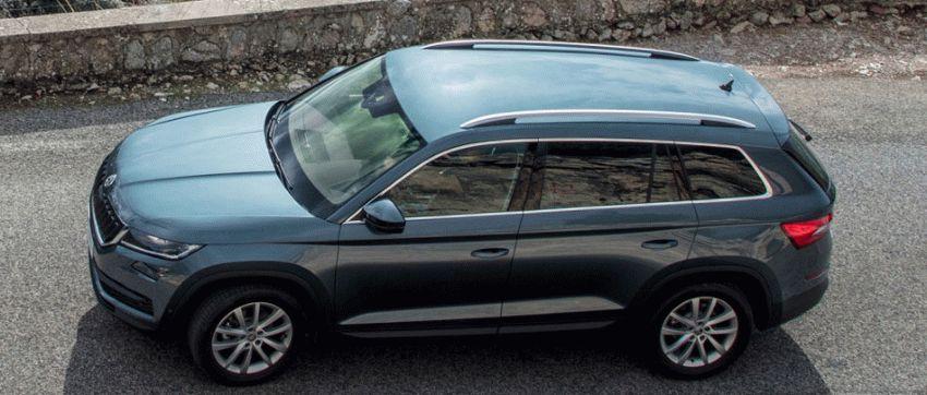 krossovery skoda  | skoda kodiak test drayv 2 | Škoda Kodiak (Шкода Кодиак) 2017 2018 | Тест драйв Škoda Skoda Kodiak