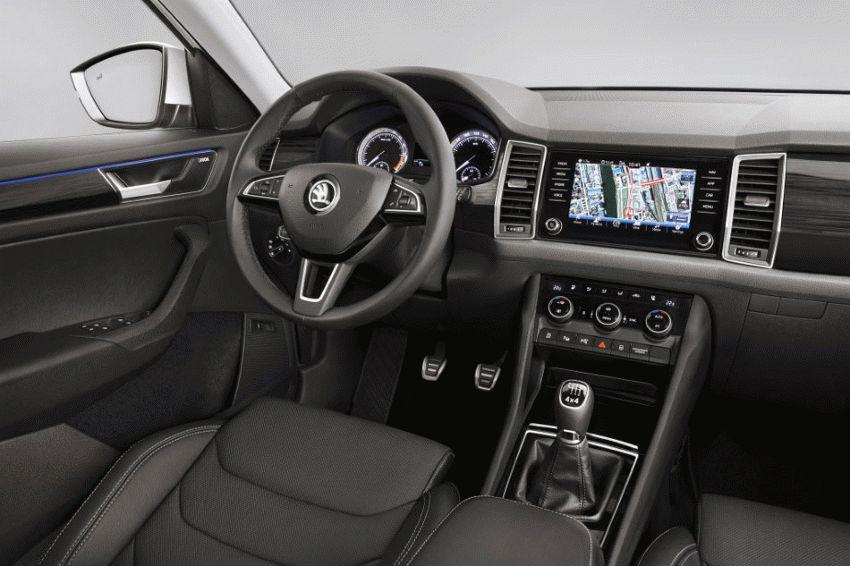 krossovery skoda  | skoda kodiak test drayv 4 | Škoda Kodiak (Шкода Кодиак) 2017 2018 | Тест драйв Škoda Skoda Kodiak