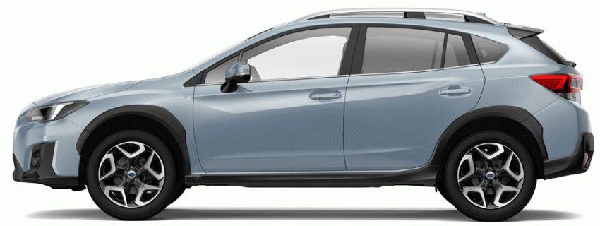 krossovery subaru  | subaru xv 1 | Subaru XV (Субару ХВ) 2017 2018 | Subaru XV