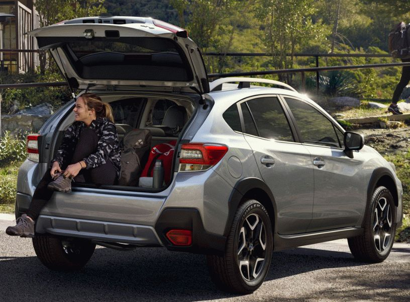 krossovery subaru  | subaru xv 2 | Subaru XV (Субару ХВ) 2017 2018 | Subaru XV