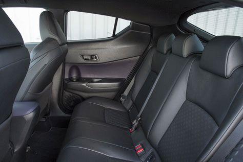 krossovery toyota  | toyota c hr 5 | Toyota C HR (Тойота С ХР) тест драйв | Toyota C HR