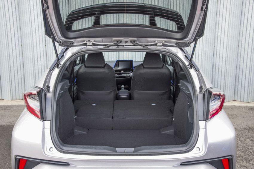krossovery toyota  | toyota c hr 6 | Toyota C HR (Тойота С ХР) тест драйв | Toyota C HR