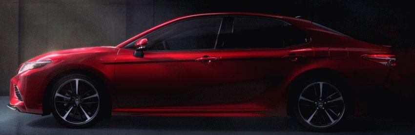 sedan toyota  | toyota camry 2 | Toyota Camry (Тойота Камри) 2017 2018 | Toyota Camry