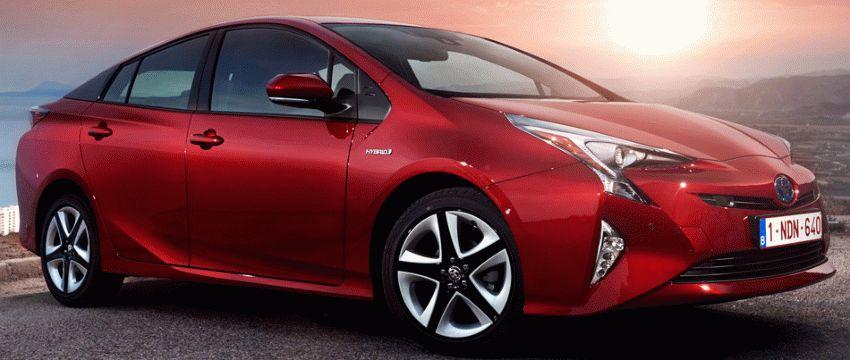 khyechbek toyota  | toyota prius 2017 2018 1 | Toyota Prius (Тойота Приус) 2017 2018 | Toyota Prius