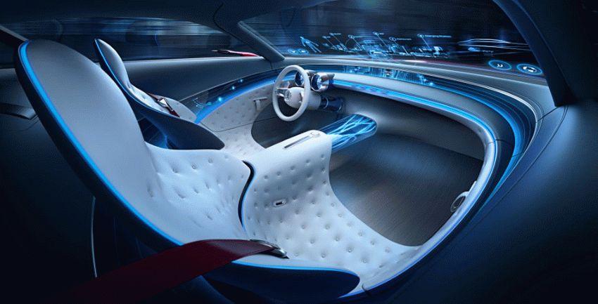 koncept avto  | vision mercedes maybach 6 3 | Vision Mercedes Maybach 6 (Вижн Мерседес Майбах 6) | Mercedes Maybach
