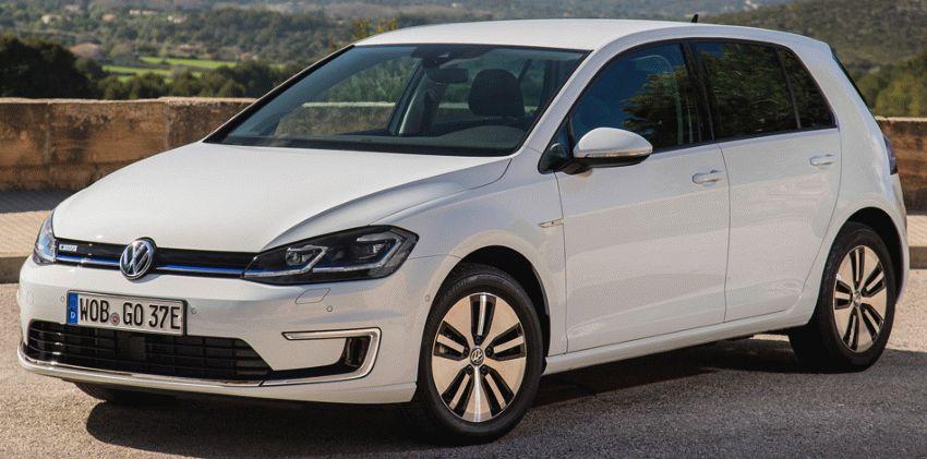 yelektromobili volkswagen  | volkswagen e golf 1 | Volkswagen e Golf (Фольксваген е Гольф) тест драйв | Volkswagen Golf