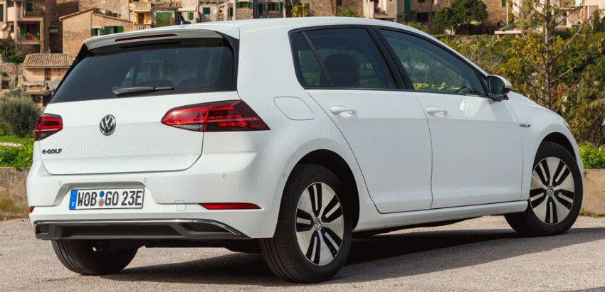 yelektromobili volkswagen  | volkswagen e golf 5 | Volkswagen e Golf (Фольксваген е Гольф) тест драйв | Volkswagen Golf