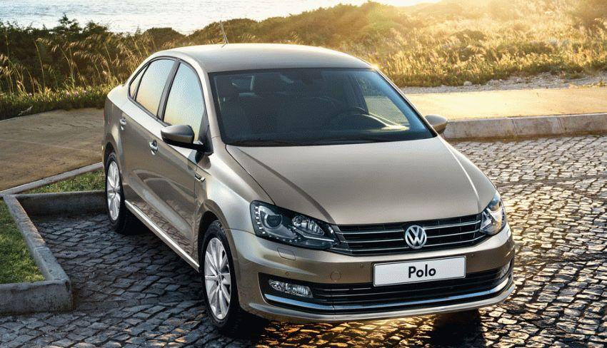 sedan volkswagen  | volkswagen polo 1 | Volkswagen Polo (Фольксваген Поло) 2017 2018 | Тест драйв Volkswagen Volkswagen Polo