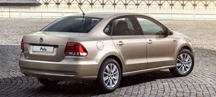 sedan volkswagen  | volkswagen polo 3 | Volkswagen Polo (Фольксваген Поло) 2017 2018 | Тест драйв Volkswagen Volkswagen Polo
