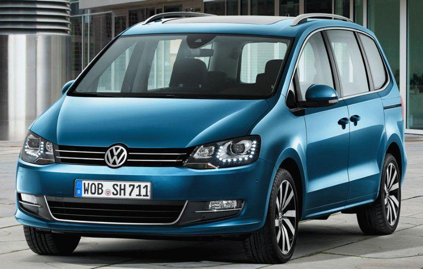 miniveny volkswagen  | volkswagen sharan mpv 1 | Volkswagen Sharan MPV (Фольксваген Шаран) | Volkswagen Sharan