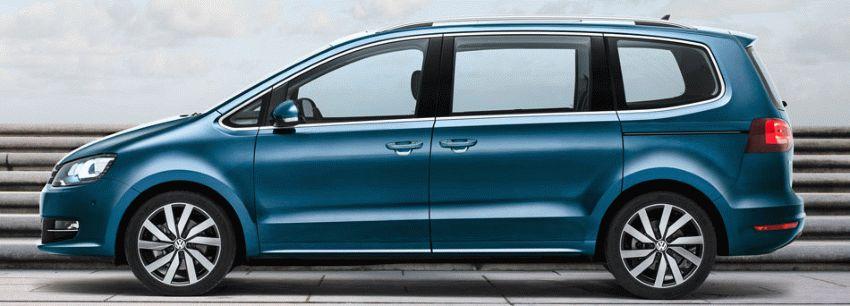 miniveny volkswagen  | volkswagen sharan mpv 2 | Volkswagen Sharan MPV (Фольксваген Шаран) | Volkswagen Sharan