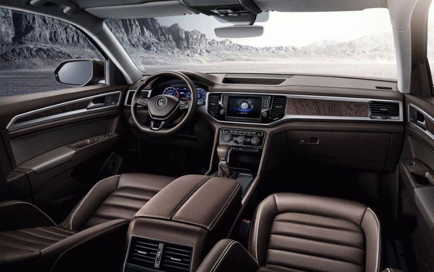 krossovery volkswagen  | volkswagen teramont 4 | Volkswagen Teramont (Фольксваген Терамонт) | Volkswagen Teramont