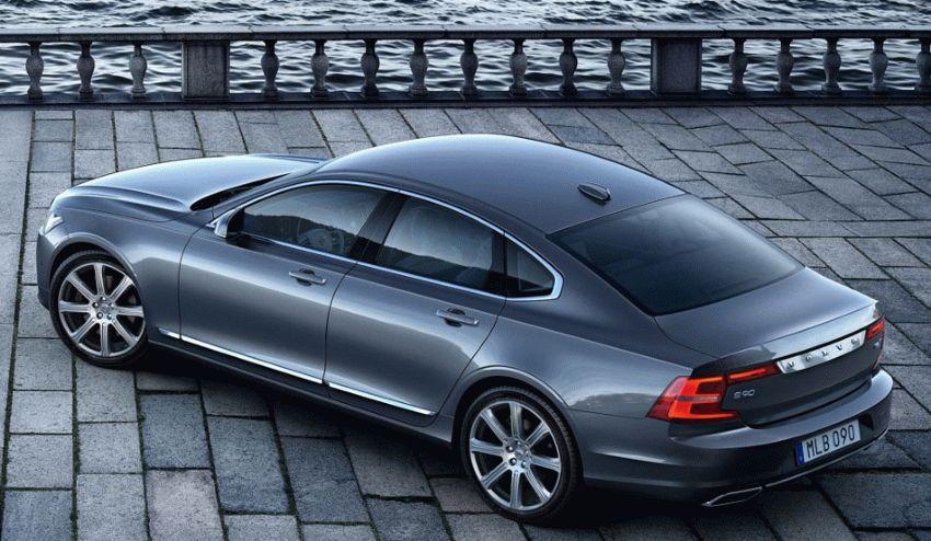 sedan volvo  | volvo s90 test drayv 3 | Volvo S90 (Вольво С90) | Volvo S90
