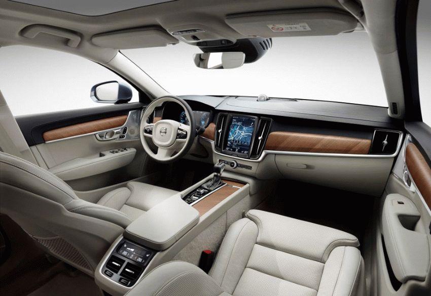sedan volvo  | volvo s90 test drayv 5 | Volvo S90 (Вольво С90) | Volvo S90