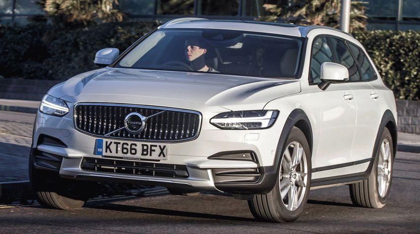 universaly volvo  | volvo v90 cross country 1 | Volvo V90 Cross Country (Вольво В90 Кросс Кантри) тест драйв | Тест драйв Volvo Volvo V90