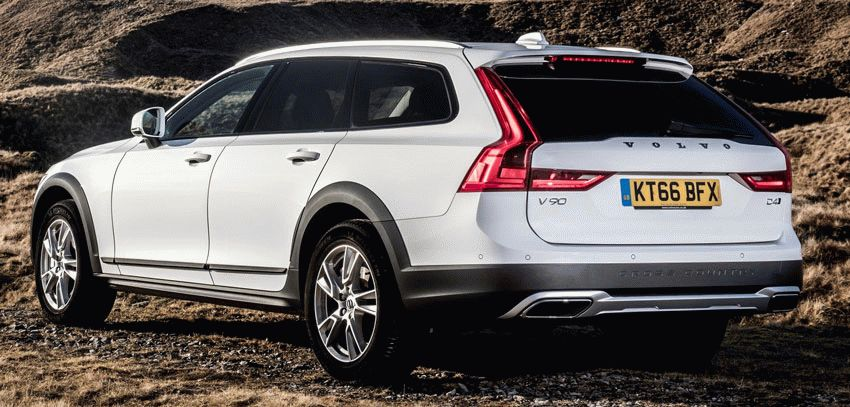 universaly volvo  | volvo v90 cross country 3 | Volvo V90 Cross Country (Вольво В90 Кросс Кантри) тест драйв | Тест драйв Volvo Volvo V90