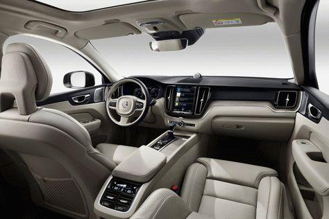 vnedorozhniki volvo  | volvo xc60 4 | Volvo XC60 (Вольво ХС60) 2017 2018 | Volvo XC60