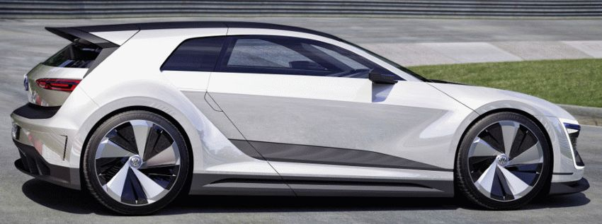 koncept avto  | vw golf viii 3 | VW Golf VIII (Фольксваген Гольф VIII) | Volkswagen Golf