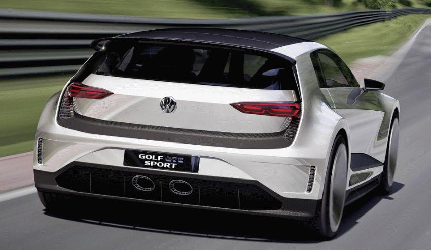 koncept avto  | vw golf viii 4 | VW Golf VIII (Фольксваген Гольф VIII) | Volkswagen Golf