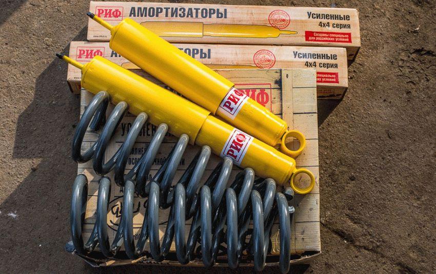 praktika  | vybiraem amortizatory dlya uaz patriot 3 | Выбор амортизаторов для УАЗ Патриот | Амортизаторы UAZ Patriot