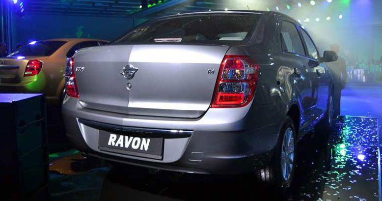 sedan ravon  | Ravon R4 2017 3 | Ravon R4 (Равон Р4) | Тест драйв Ravon Ravon R4