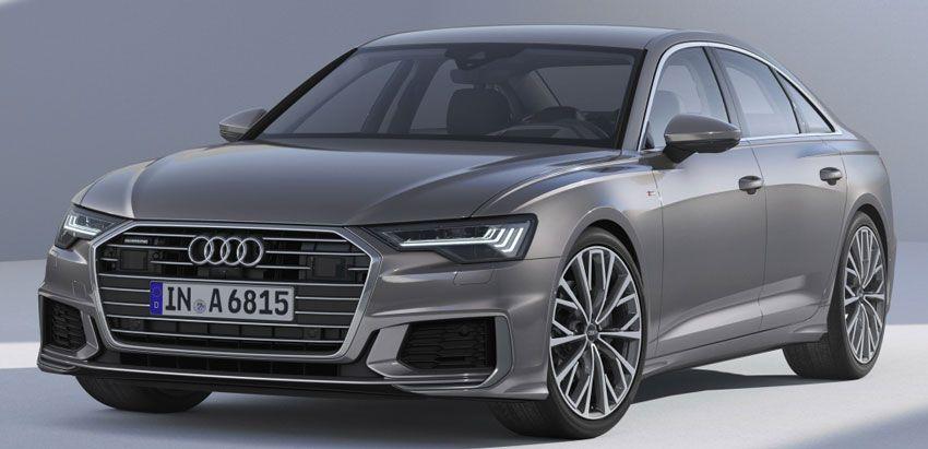 sedan audi  | audi a6 test drayv 1 | Audi A6 (Ауди А6) тест драйв | Тест драйвAudi Audi A6