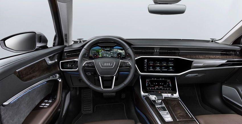 sedan audi  | audi a6 test drayv 4 | Audi A6 (Ауди А6) тест драйв | Тест драйвAudi Audi A6
