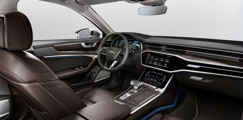 sedan audi  | audi a6 test drayv 5 | Audi A6 (Ауди А6) тест драйв | Тест драйвAudi Audi A6