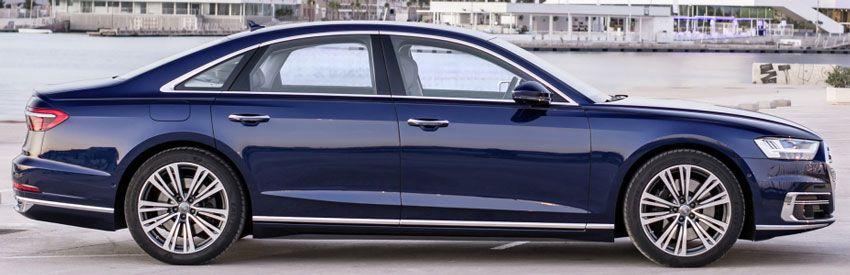 sedan audi  | audi a8 test drayv 2 | Audi A8 (Ауди А8) тест драйв | Тест драйвAudi Audi A8