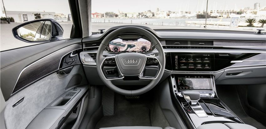 sedan audi  | audi a8 test drayv 4 | Audi A8 (Ауди А8) тест драйв | Тест драйвAudi Audi A8