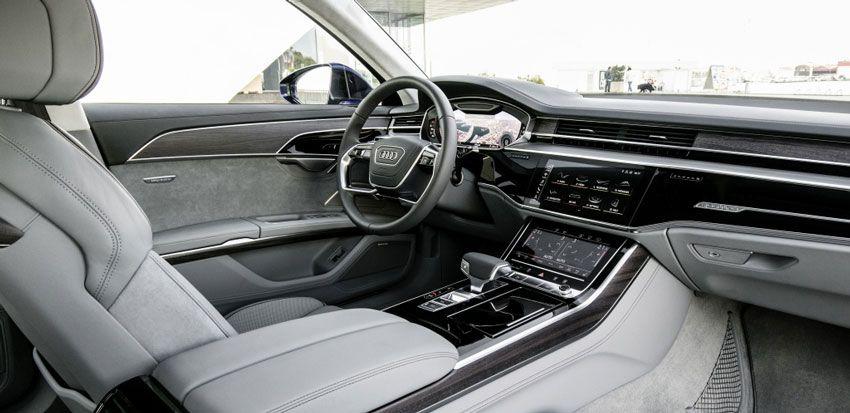 sedan audi  | audi a8 test drayv 9 | Audi A8 (Ауди А8) тест драйв | Тест драйвAudi Audi A8