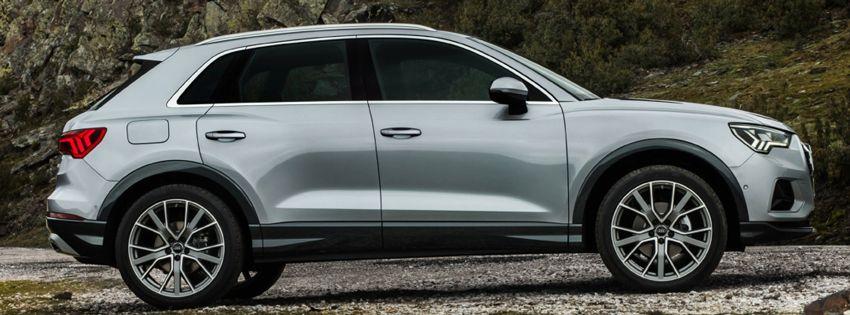 krossovery audi  | audi q3 2 oy generacii 2 | Audi Q3 (Ауди Ку3) 2 ой генерации | Audi Q3