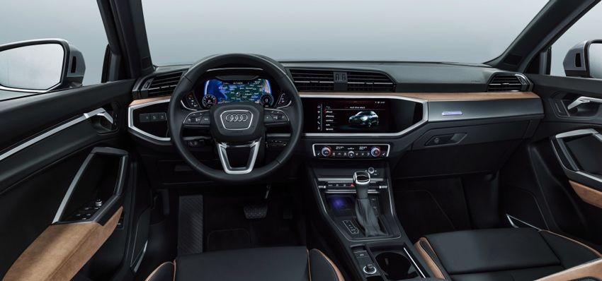 krossovery audi  | audi q3 2 oy generacii 4 | Audi Q3 (Ауди Ку3) 2 ой генерации | Audi Q3