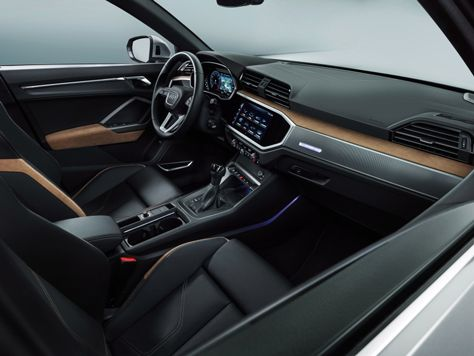 krossovery audi  | audi q3 2 oy generacii 5 | Audi Q3 (Ауди Ку3) 2 ой генерации | Audi Q3